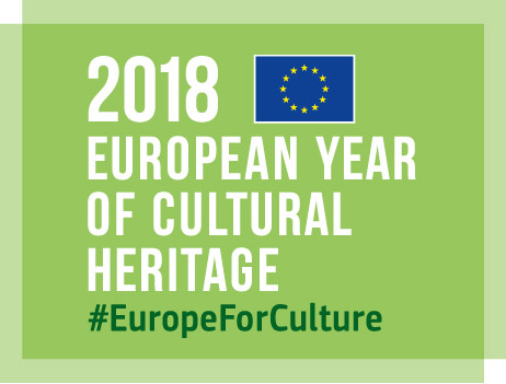 2018 European Year of Cultural Heritage logo